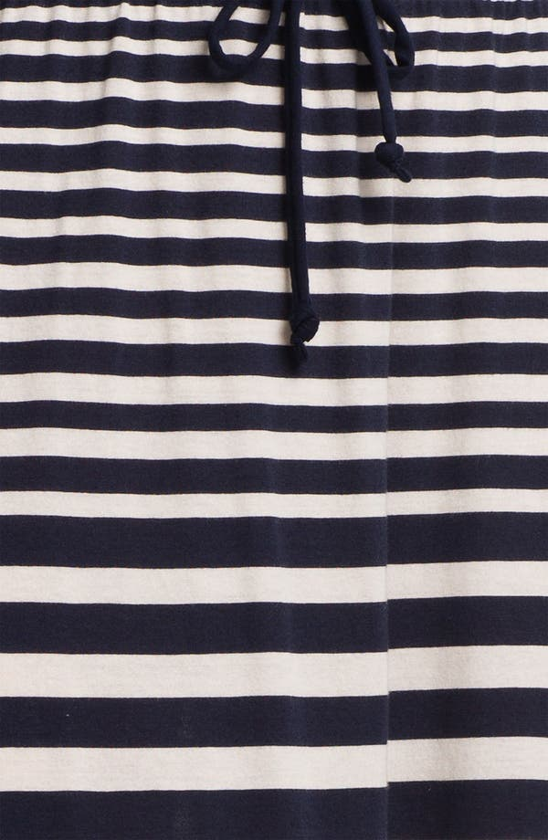 Alternate Image 3  - Two by Vince Camuto Nautical Stripe Maxi Skirt