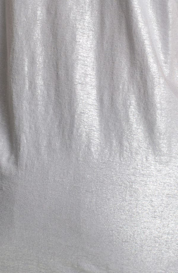 Alternate Image 3  - Eileen Fisher Metallic Linen Tank (Plus)