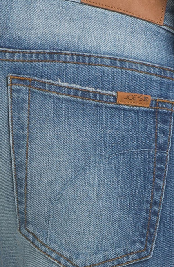 Alternate Image 3  - Joe's 'Easy Highwater' Relaxed Stretch Denim Jeans (Mazy)