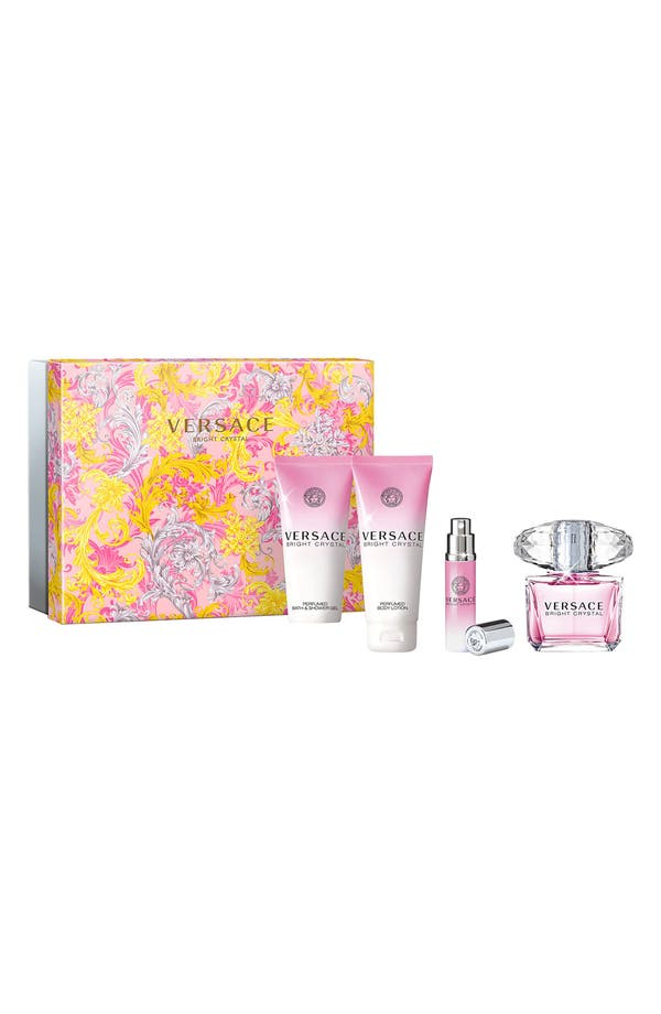 Alternate Image 1 Selected - Versace 'Bright Crystal' Gift Set