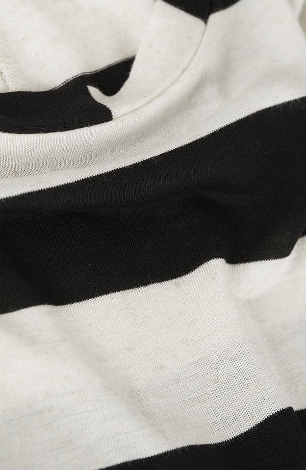 Alternate Image 3  - Topshop Stripe Slubbed Maternity Top