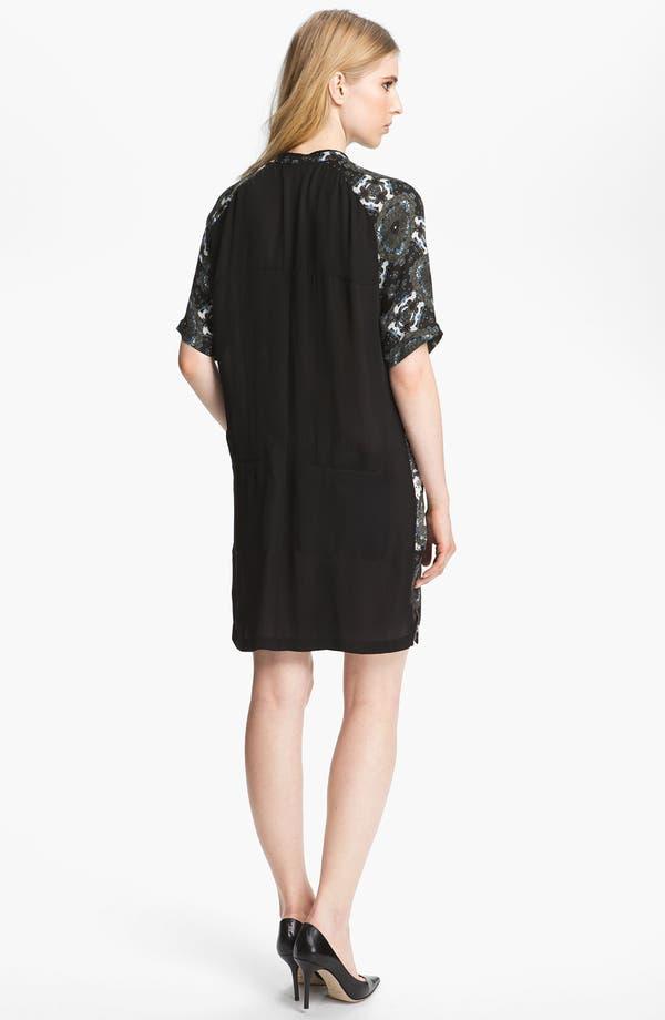 Alternate Image 2  - A.L.C. 'Kirkham' Silk Dress