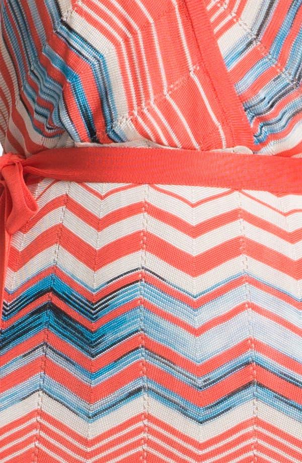 Alternate Image 3  - Trina Turk 'Harbor' Faux Wrap Sweater Dress