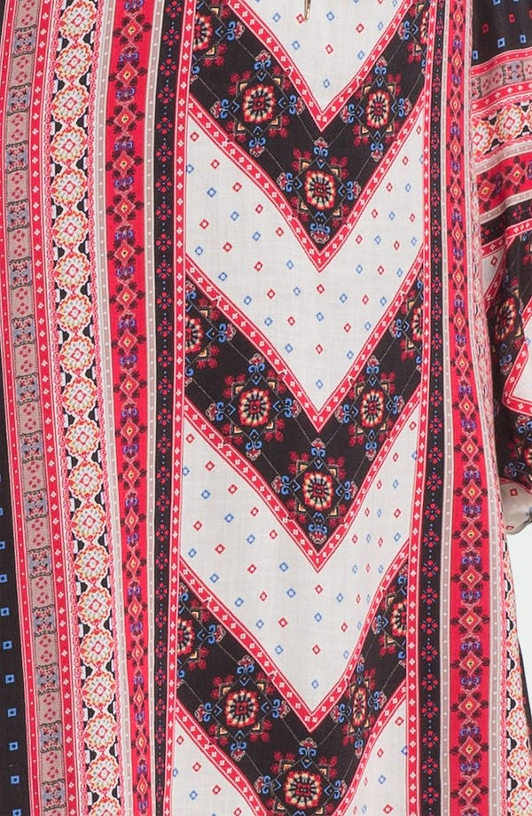 Alternate Image 3  - Free People 'Peacemaker' Mix Print Peasant Dress