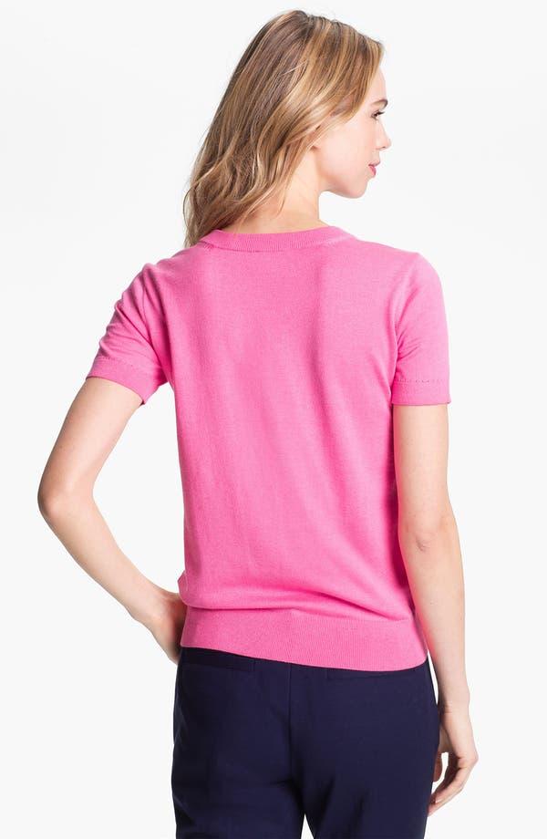 Alternate Image 2  - kate spade new york 'mercy' silk blend sweater