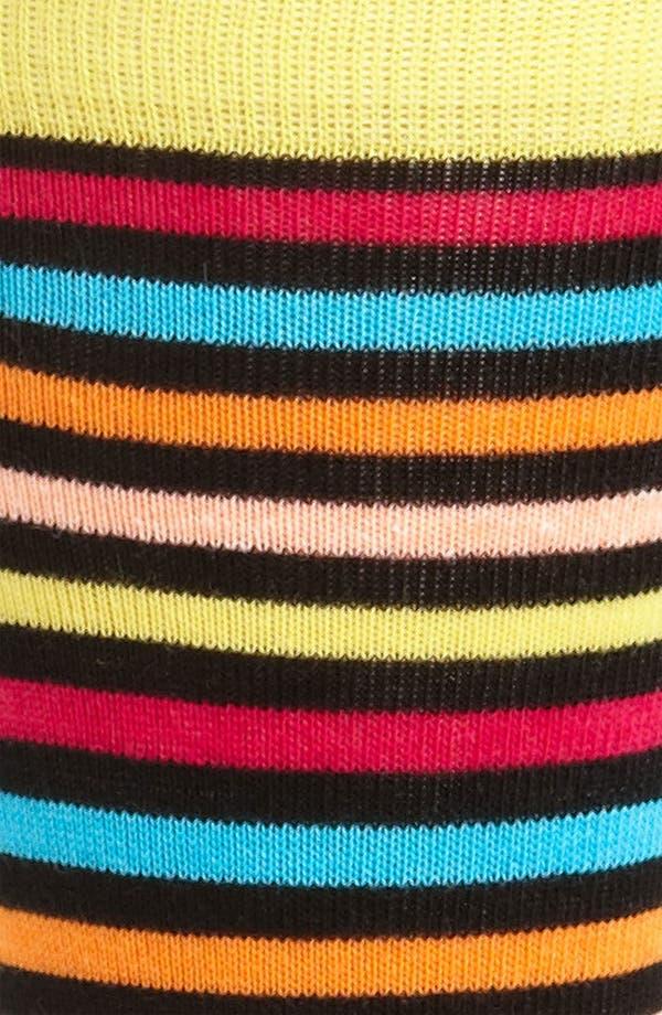 Alternate Image 2  - Happy Socks Patterned Cotton Blend Socks