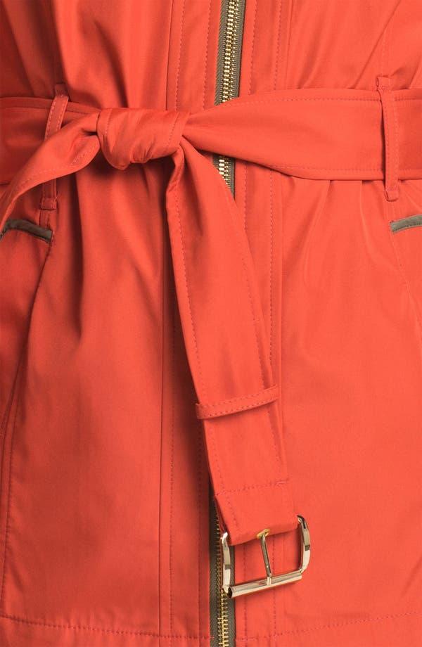 Alternate Image 3  - MICHAEL Michael Kors Zip Front Softshell Jacket