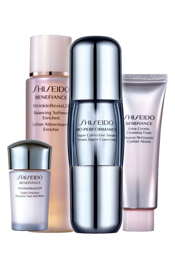 Alternate Image 1 Selected - Shiseido 'Super Wrinkle Corrector' Set ($121 Value)