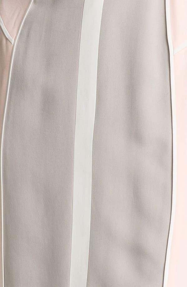 Alternate Image 3  - Rebecca Minkoff 'Clarissa' Colorblock Bustier Dress