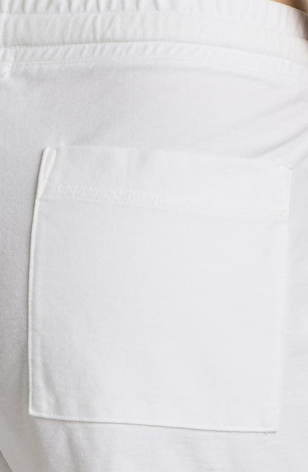 Alternate Image 3  - James Perse Pleated Surplus Shorts