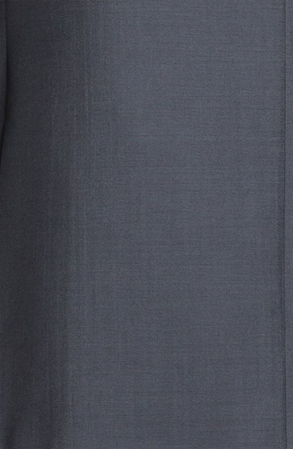 Alternate Image 6  - Michael Kors Trim Fit Twill Suit