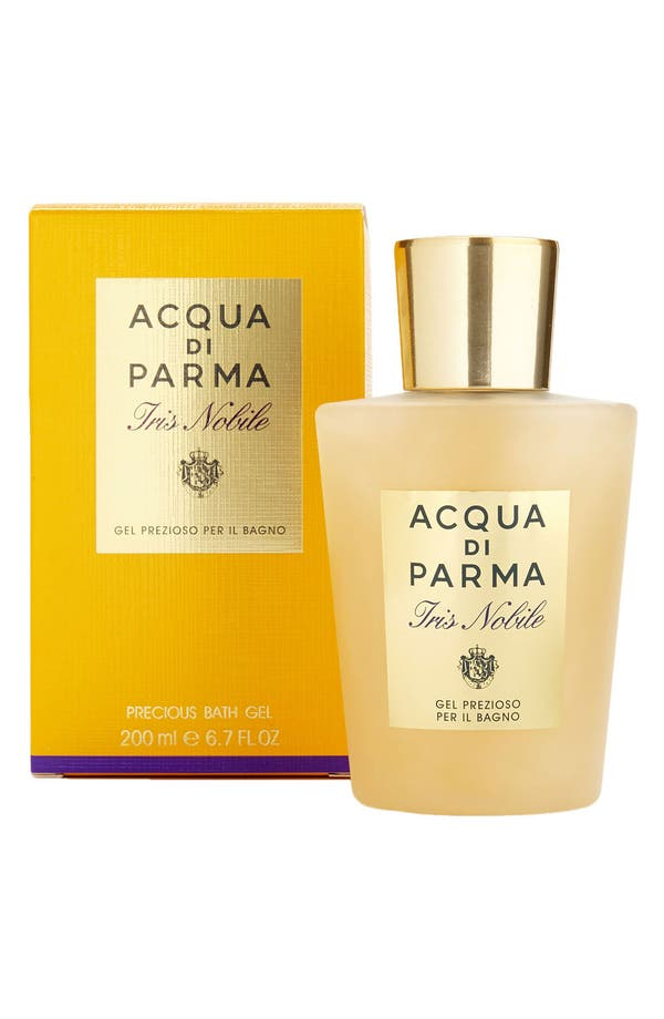 Alternate Image 2  - Acqua di Parma 'Iris Nobile' Precious Bath Gel