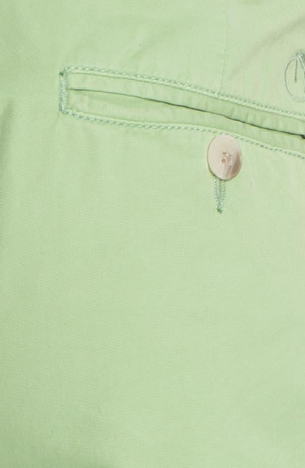 Alternate Image 3  - Maker & Company Twill Shorts