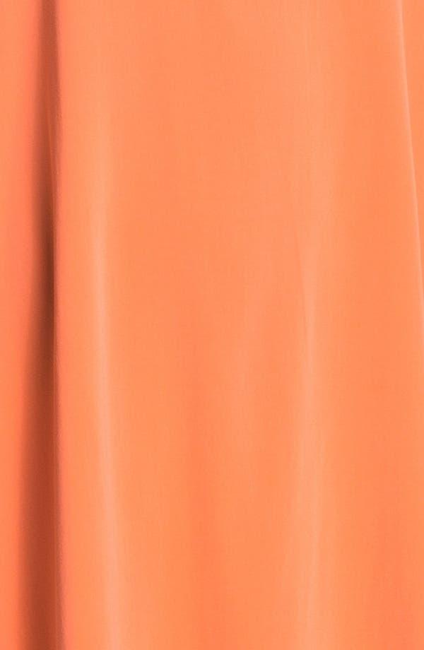 Alternate Image 3  - Alice + Olivia 'Marion' Twist Back Tunic Dress