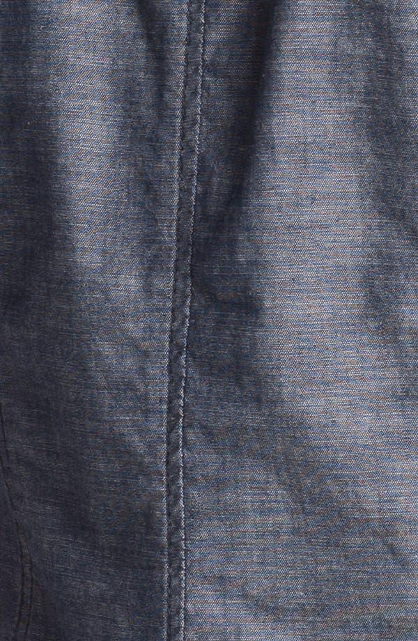 Alternate Image 3  - Caslon® Cuffed Elbow Sleeve Jacket