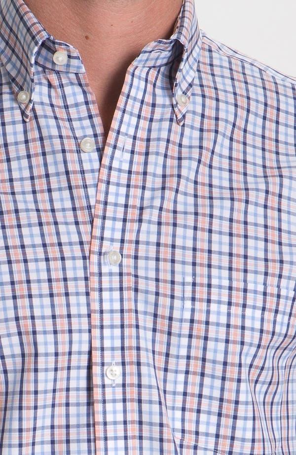 Alternate Image 3  - Maker & Company Regular Fit Sport Shirt (Online Only)