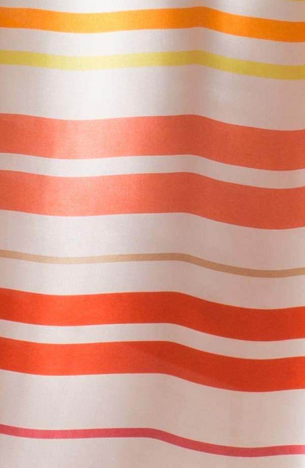 Alternate Image 3  - Vince Camuto Waist Tie Stripe Blouse (Plus Size)