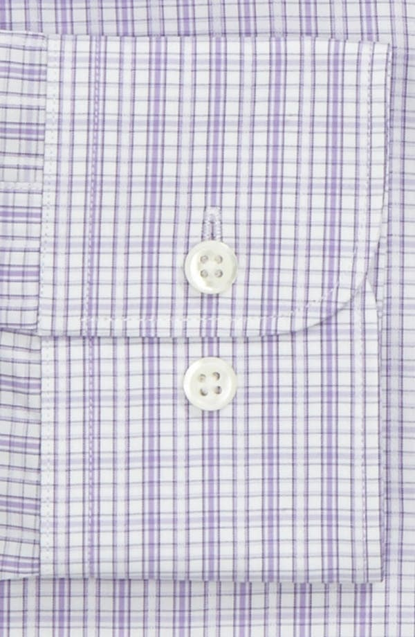 Alternate Image 2  - Ike Behar Regular Fit Dress Shirt