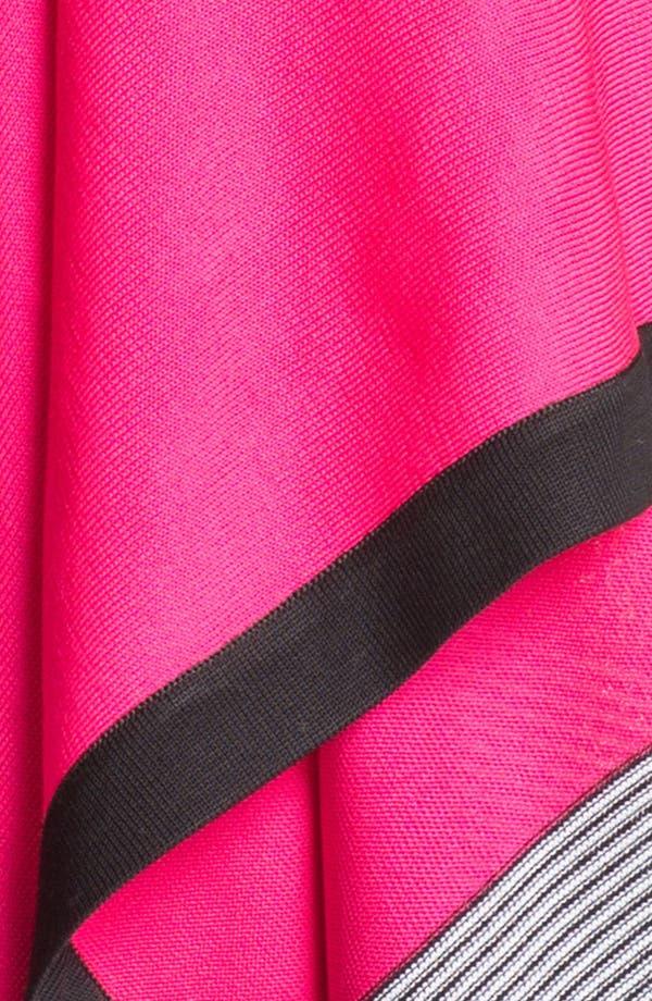 Alternate Image 3  - Exclusively Misook 'Jenny' Drape Front Cardigan (Plus Size)