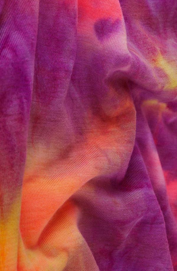 Alternate Image 4  - Topshop Tie Dye Tank Cover-Up