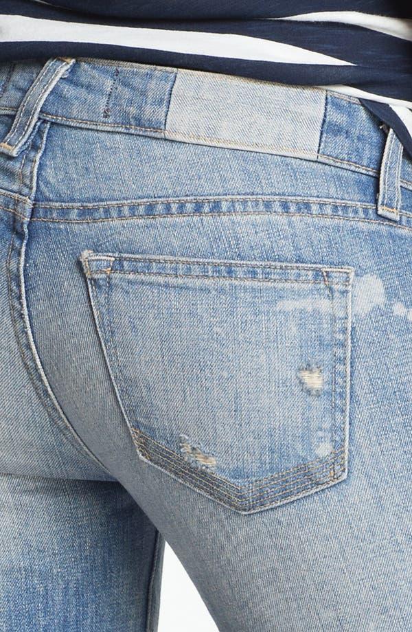 Alternate Image 3  - TEXTILE Elizabeth and James 'Ozzy' Rip & Repair Jeans