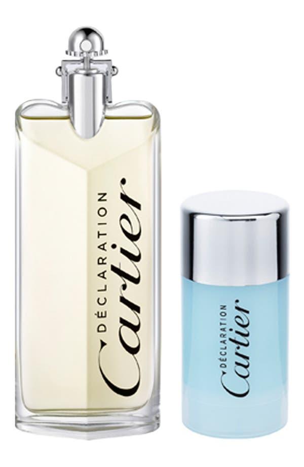 Alternate Image 2  - Cartier 'Déclaration' Fragrance Gift Set