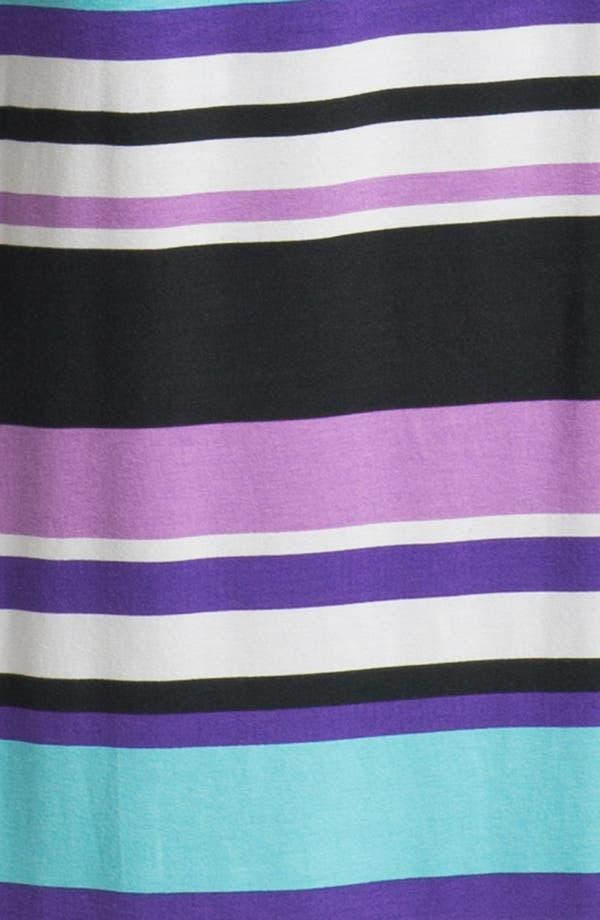 Alternate Image 3  - Bobeau Drape Neck Maxi Dress