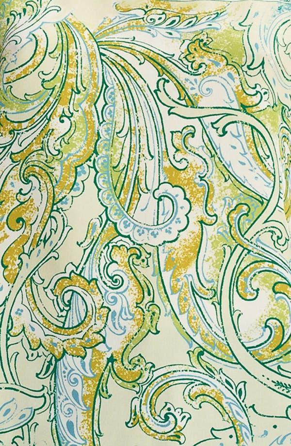 Alternate Image 3  - Piazza Sempione Paisley Panel Tee