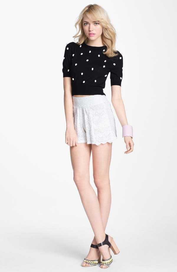 Main Image - MINKPINK 'High Tea' Shorts