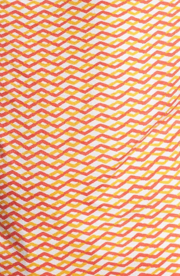 Alternate Image 3  - Pleione Drape Neck Print Top