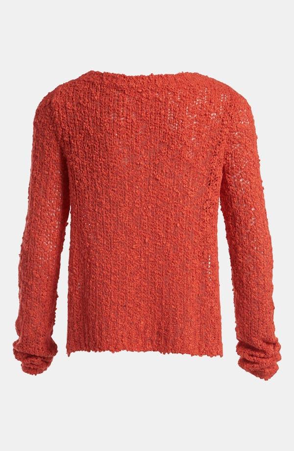 Alternate Image 2  - Leith 'Tattered' Pullover