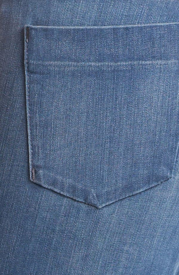 Alternate Image 3  - J Brand 'Anja' Cuff Crop Jeans (Stockholm)