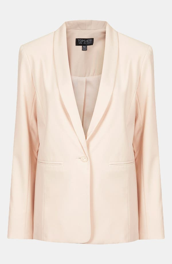 Alternate Image 3  - Topshop 'Juliet' Boyfriend Blazer