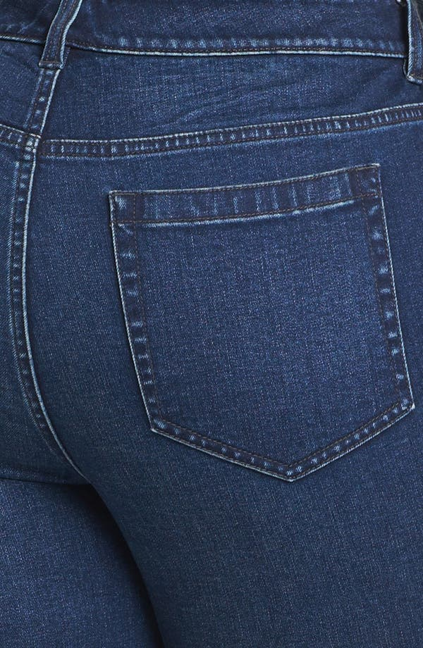 Alternate Image 3  - Two by Vince Camuto Cuff Crop Jeans (Plus Size)