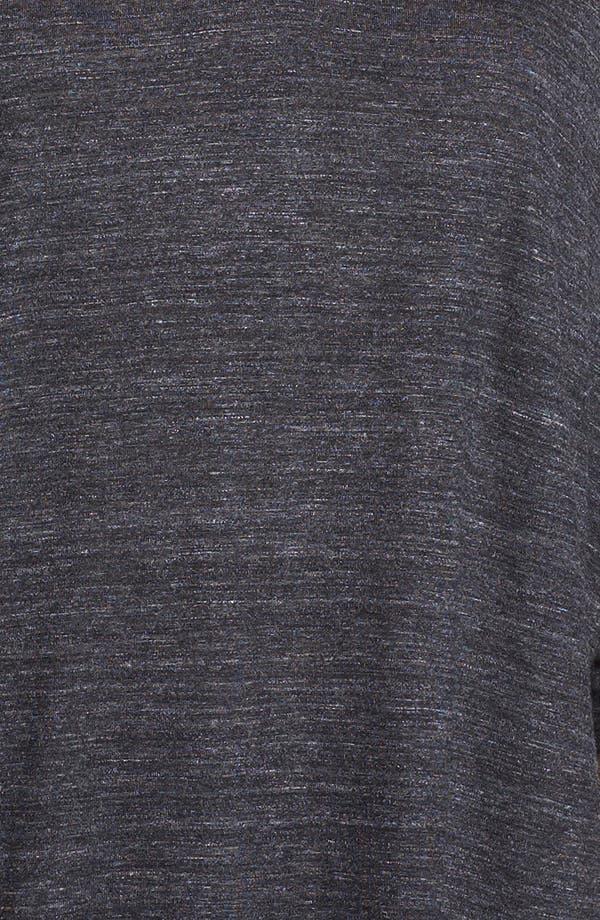 Alternate Image 3  - Eileen Fisher V-Neck Slub Jersey Tunic
