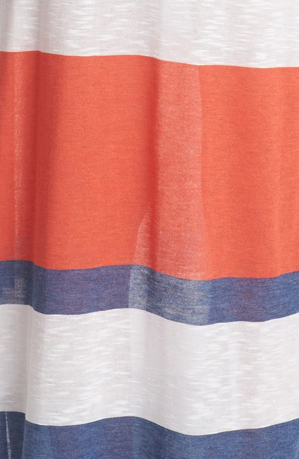 Alternate Image 3  - Soprano Stripe Racerback Maxi Dress (Juniors)