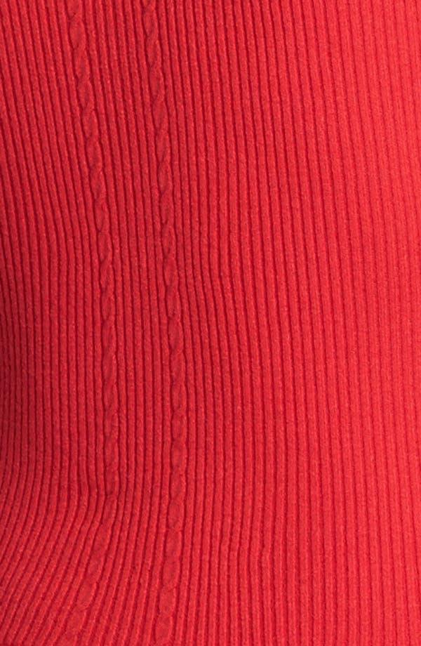 Alternate Image 3  - MARC BY MARC JACOBS 'Wanda' A-Line Sweater Dress
