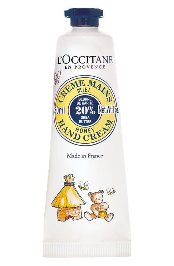 Alternate Image 1 Selected - L'Occitane 'Shea Honey' Hand Cream
