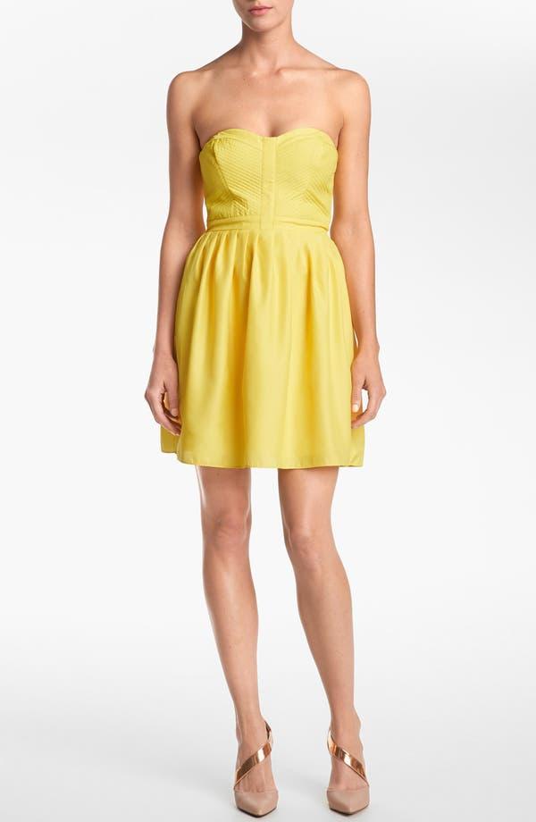 Main Image - Devlin Strapless Dress