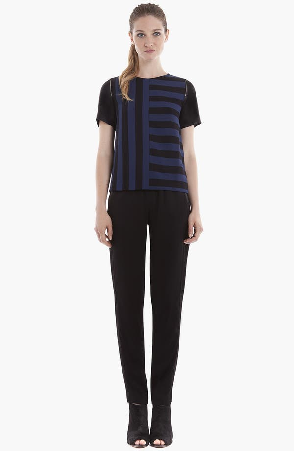 Alternate Image 1 Selected - sandro 'Eveil' Stripe Top