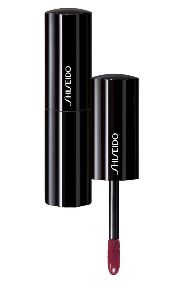 Alternate Image 1 Selected - Shiseido 'Lacquer Rouge' Lip Gloss