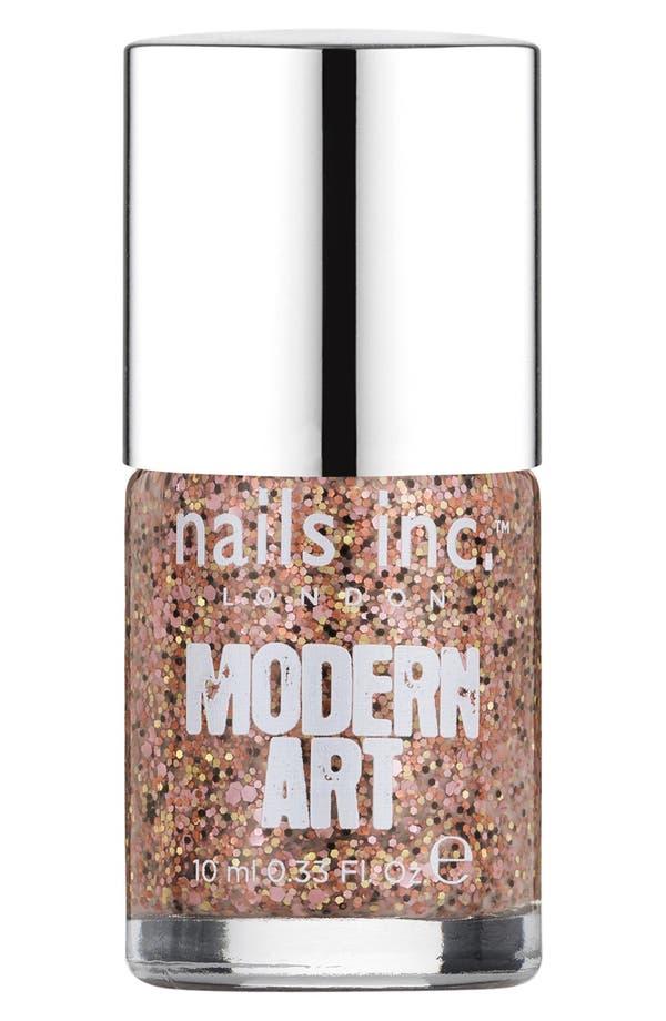 Main Image - nails inc. London 'Modern Art' Nail Polish