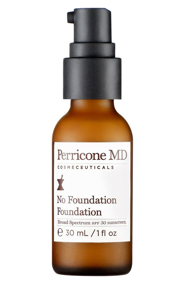 Alternate Image 1 Selected - Perricone MD 'No Foundation' Foundation SPF 30