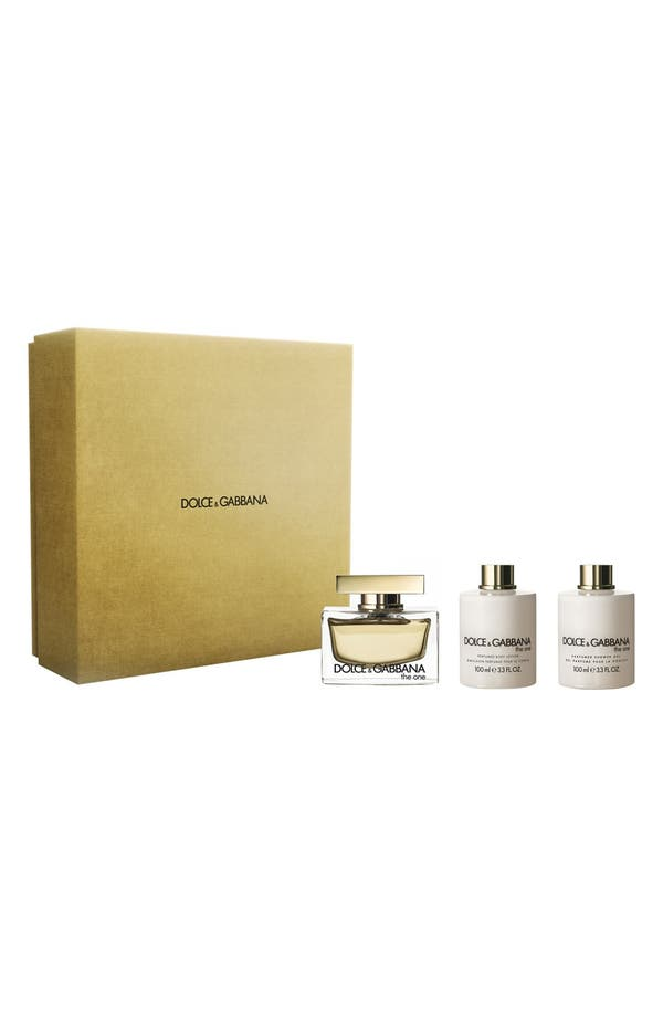 Main Image - Dolce&Gabbana Beauty 'The One' Set