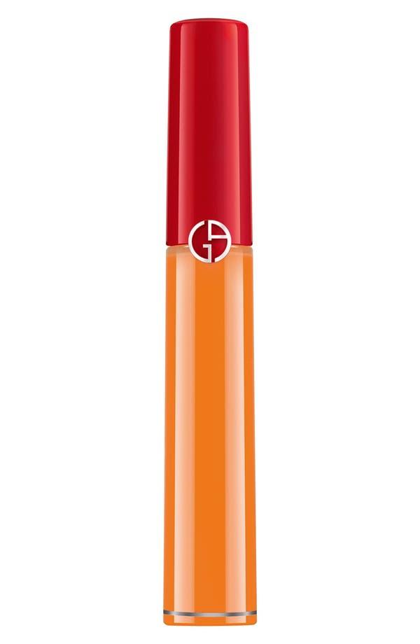Alternate Image 1 Selected - Giorgio Armani 'Lip Maestro' Matte Lacquer (Limited Edition)