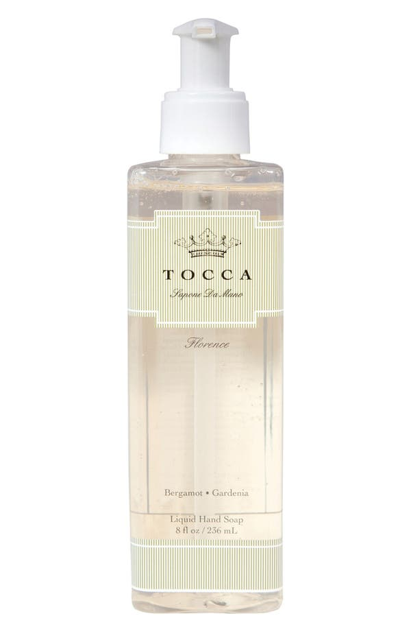 Alternate Image 1 Selected - TOCCA 'Florence' Liquid Hand Soap