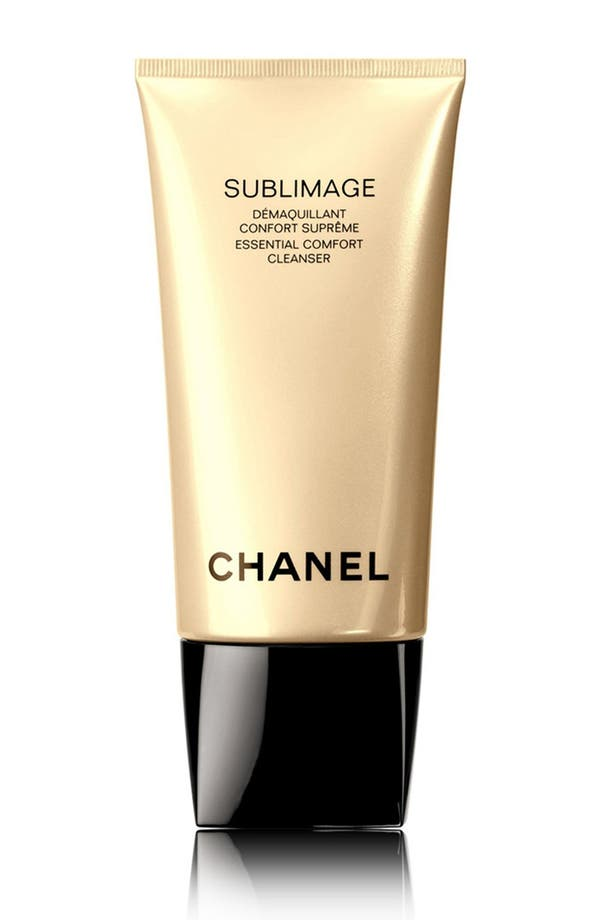 Alternate Image 1 Selected - CHANEL SUBLIMAGE  Essential Comfort Cleanser