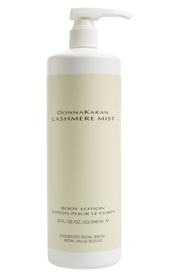 Alternate Image 1 Selected - Donna Karan 'Cashmere Mist' Body Lotion