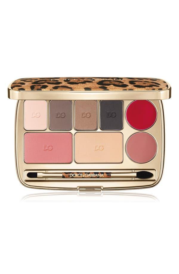 Main Image - Dolce&Gabbana Beauty 'Beauty Voyage' Palette (Limited Edition)