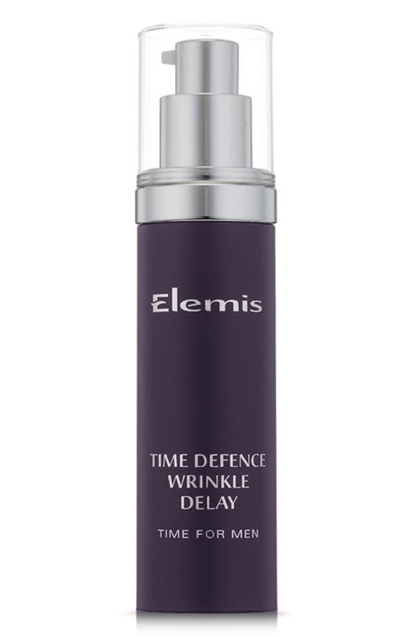 Main Image - Elemis Time for Men Time Defense Wrinkle Delay Moisturizer